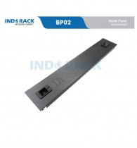 INDORACK BP02 Blank Panel 2U