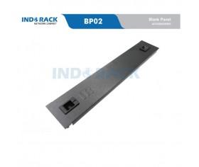 INDORACK BP02 Blank Panel 2U