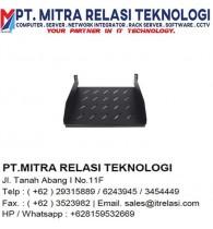 INDORACK CS02 Cantilever Shelf 1U