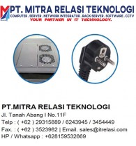 Indorack FM02 Bracket Modular Fan