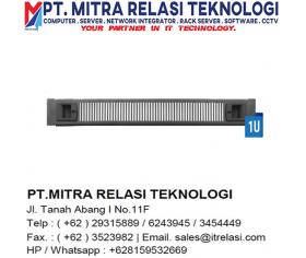 Indorack BPV01 Blank Panel Ventilation 1U