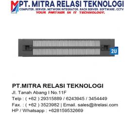 Indorack BPV02 Blank Panel Ventilation 2U