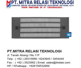 Indorack BPV03 Blank Panel Ventilation 4U